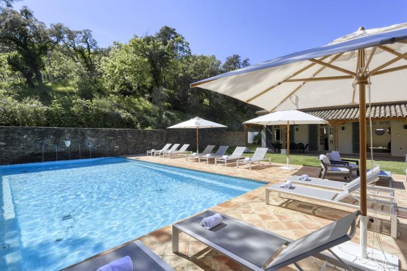 Ramatuelle Location Villa Luxe Galkite Piscine1
