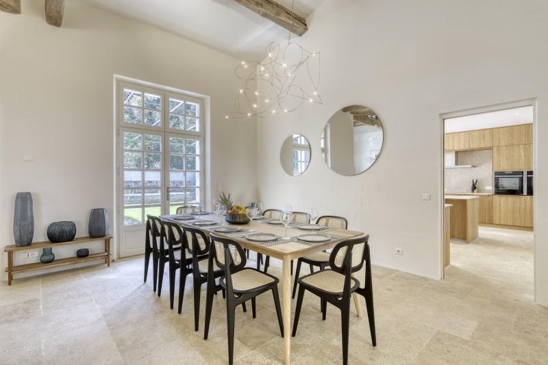 Ramatuelle Location Villa Luxe Galkite Table A Manger