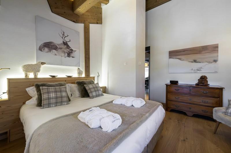 Saint Martin Belleville Luxury Rental Chalet Ipalou Bedroom 3