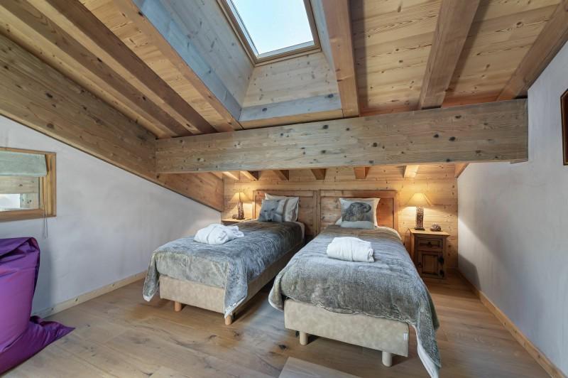 Saint Martin Belleville Luxury Rental Chalet Ipalou Bedroom 4