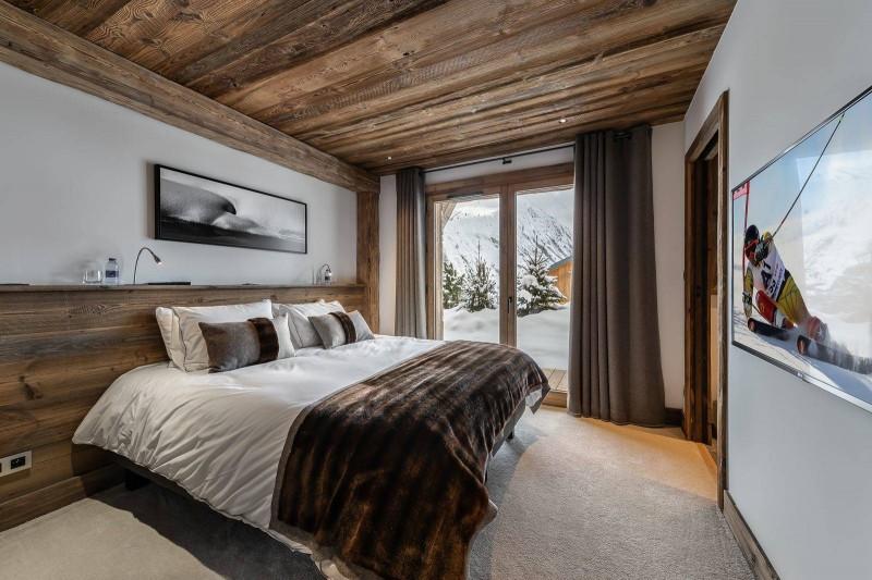 Saint Martin De Belleville Luxury Rental Chalet Ipaliu Bedroom 3