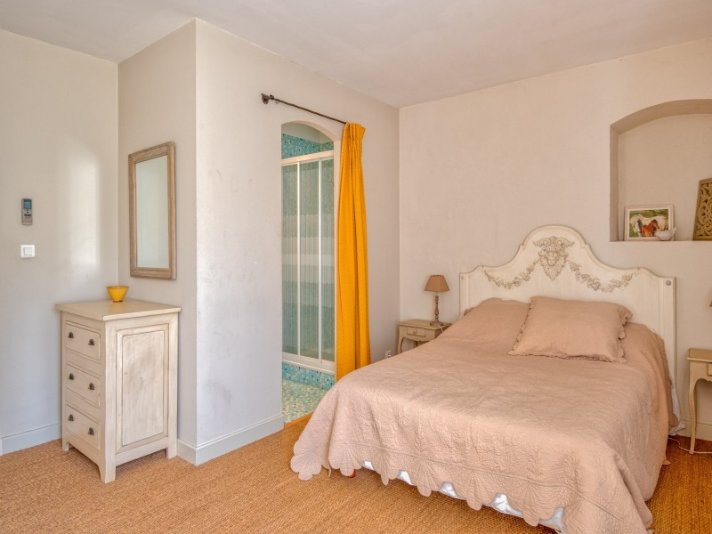 Saint Rémy De Provence Location Villa Luxe Mahilia Chambre 2