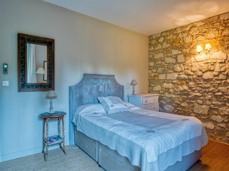 Saint Rémy De Provence Location Villa Luxe Mahilia Chambre 5