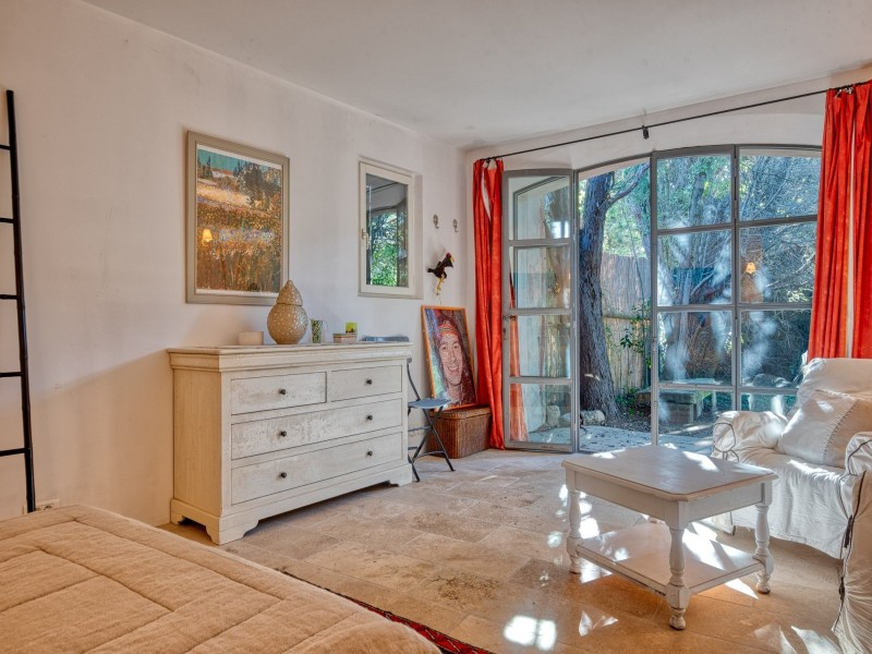 Saint Rémy De Provence Location Villa Luxe Mahilia Chambre 6