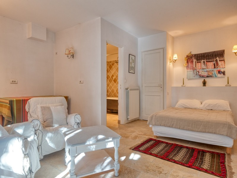 Saint Rémy De Provence Location Villa Luxe Mahilia Chambre 7