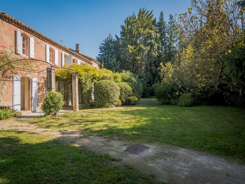 Saint Rémy De Provence Location Villa Luxe Mahilia Jardin