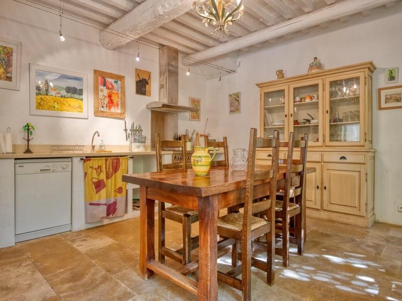 Saint Rémy De Provence Location Villa Luxe Mahilia Salle A Manger
