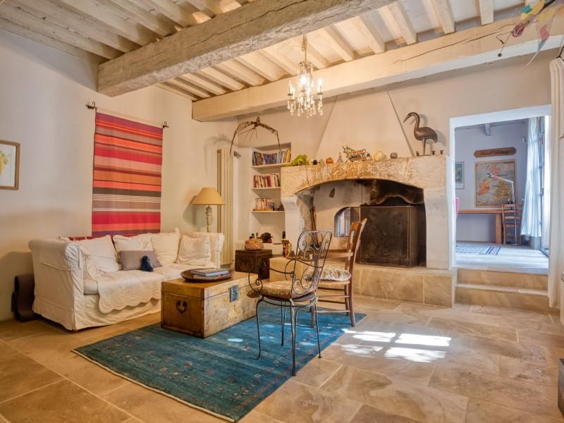 Saint Rémy De Provence Location Villa Luxe Mahilia Salon 2