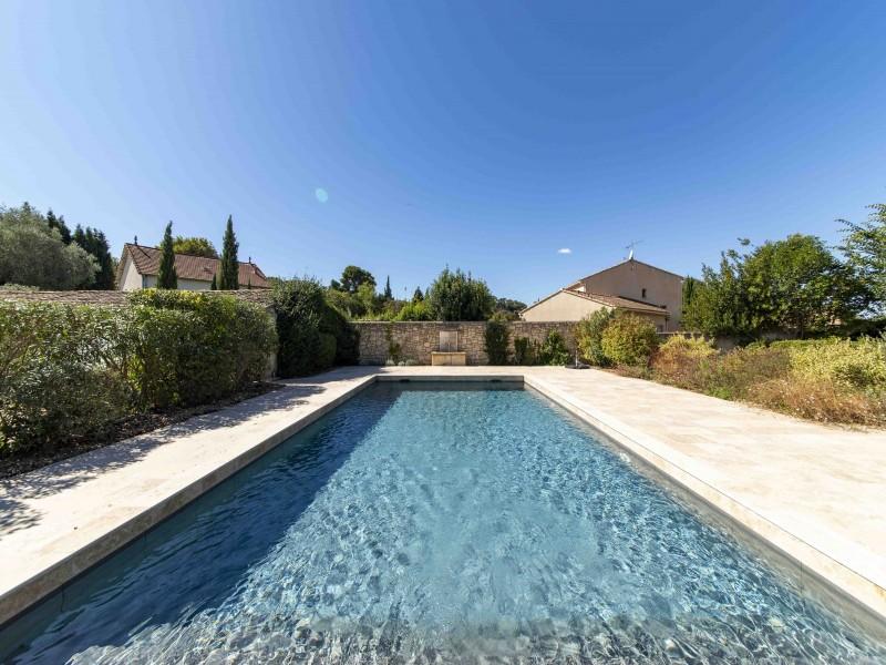 Saint Rémy De Provence Luxury Rental Villa Maho Pool 3