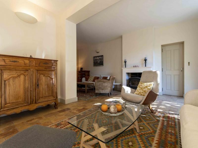 Saint Rémy De Provence Luxury Rental Villa Maho Living Room 2