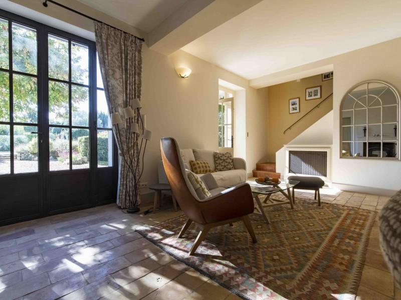 Saint Rémy De Provence Luxury Rental Villa Maho Living Room 4