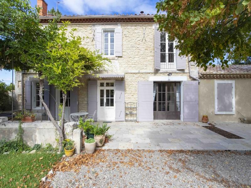 Saint Rémy De Provence Luxury Rental Villa Maho Villa