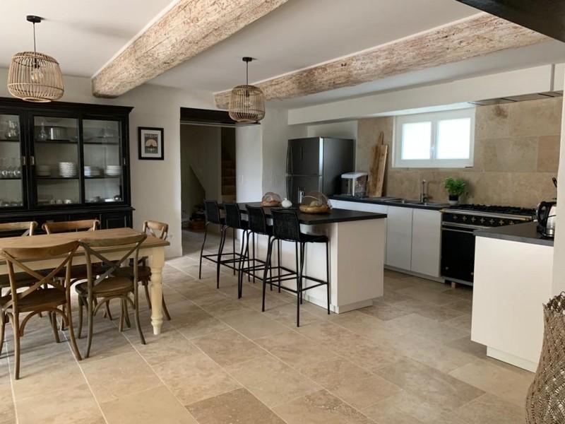 Saint Rémy De Provence Luxury Rental Villa Maladavite Kitchen 2