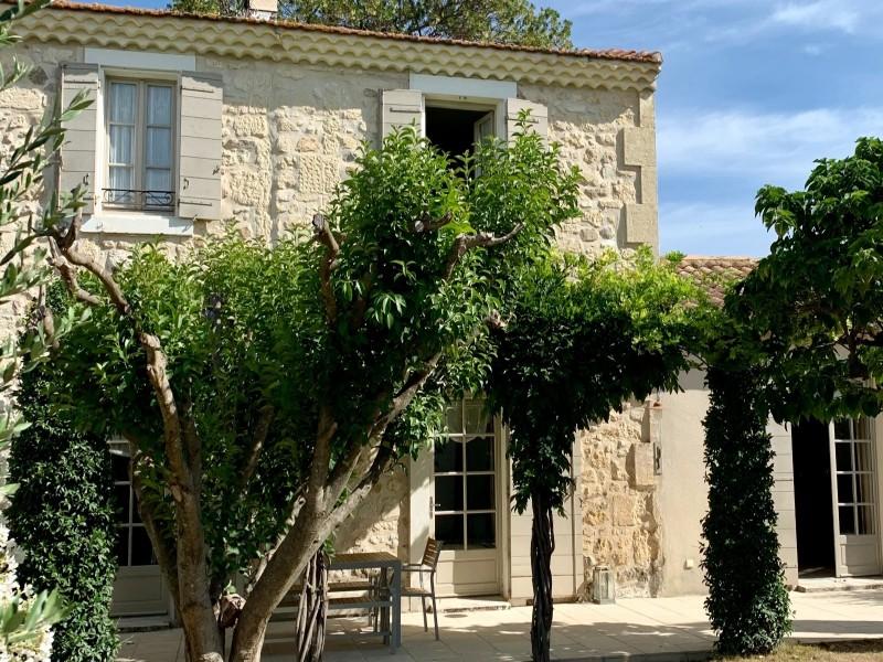 Saint Rémy De Provence Location Villa Luxe Manina Extérieur 2