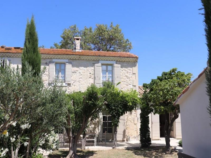 Saint Rémy De Provence Location Villa Luxe Manina Extérieur