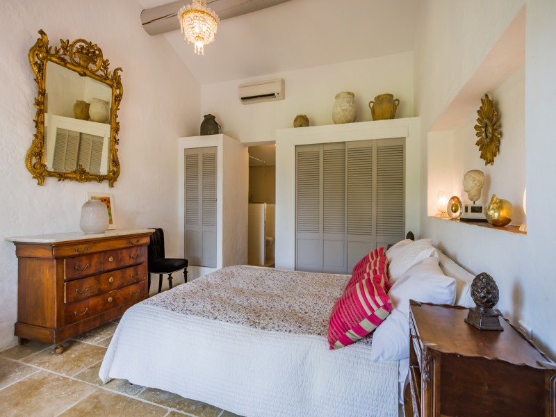 Saint Rémy De Provence Location Villa Luxe Micavite Chambre