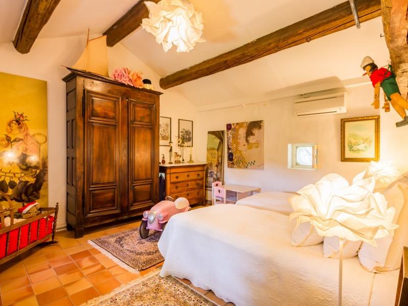 Saint Rémy De Provence Location Villa Luxe Micavite Chambre 4