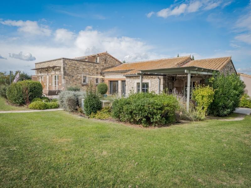 Saint Rémy De Provence Location Villa Luxe Moldavite Jardin 2