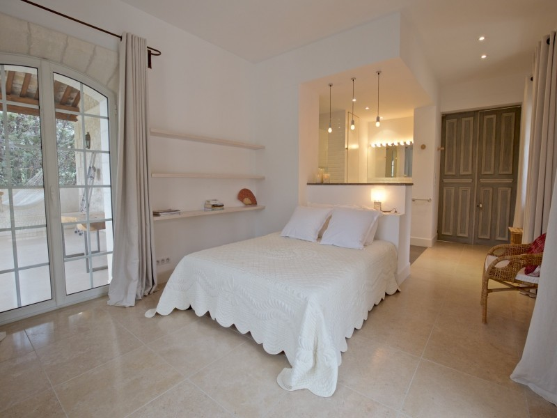Saint Rémy De Provence Location Villa Luxe Molduvite Chambre 4