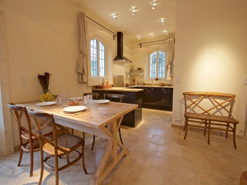 Saint Rémy De Provence Location Villa Luxe Molduvite Salle De Bain 5