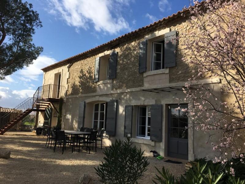 Saint Rémy De Provence Location Villa Luxe Molodavite Extérieur