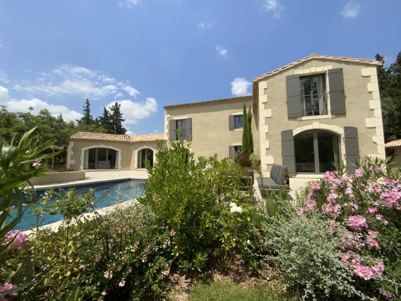 Saint Rémy De Provence Luxury Rental Villa Murcasite Exterior 2