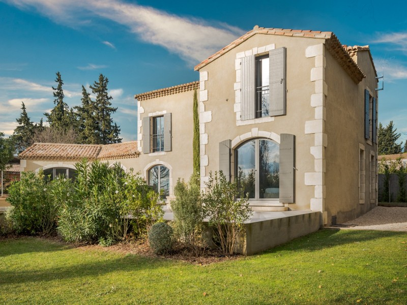 Saint Rémy De Provence Luxury Rental Villa Murcasite Exterior 3