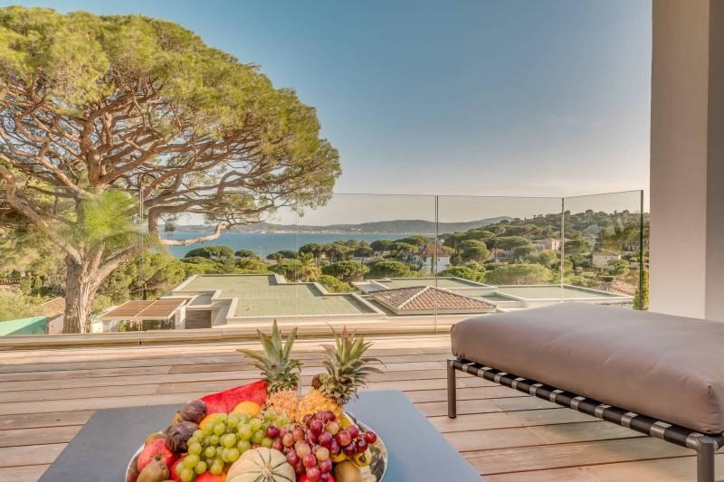 Saint Tropez Luxury Rental Villa Saxifrage Terrace 6