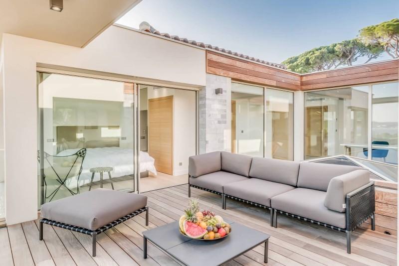 Saint Tropez Luxury Rental Villa Saxifrage Terrace 7