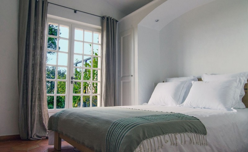 Saint Tropez Location Villa Luxe Serpolat Chambre 3