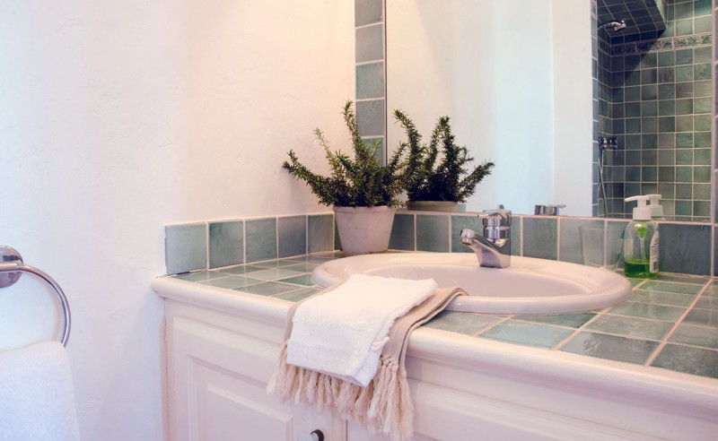 Saint Tropez Location Villa Luxe Serpolat Salle De Bain 2