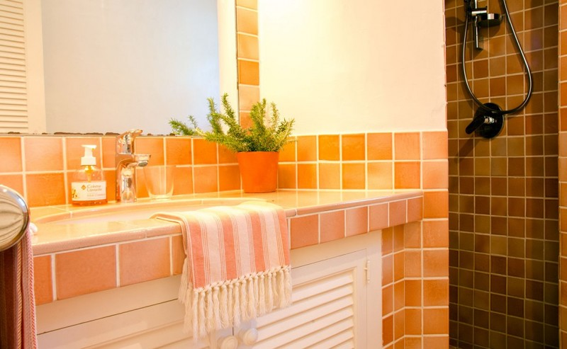 Saint Tropez Location Villa Luxe Serpolat Salle De Bain 3