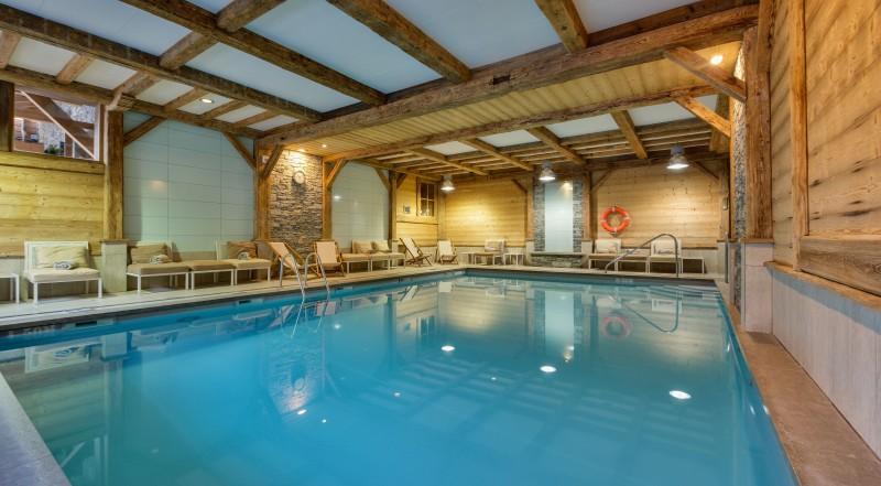 Sainte Foy Tarentaise Location Appartement Luxe Ronite Duplex Piscine