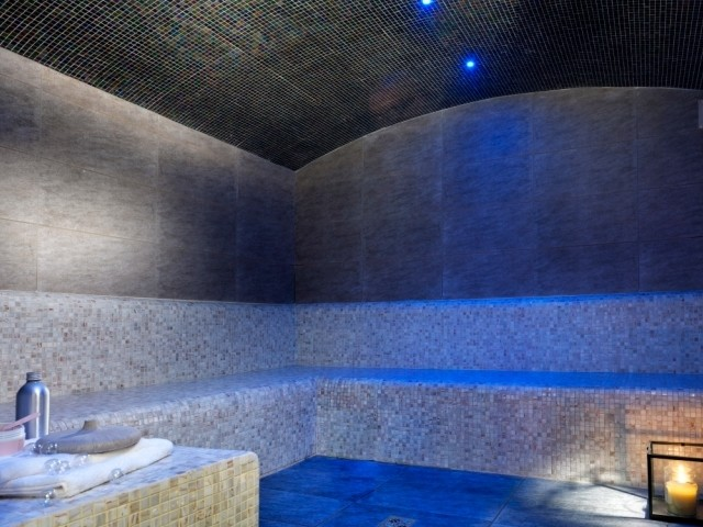 Samoens Location Appartement Luxe Salim Hammam