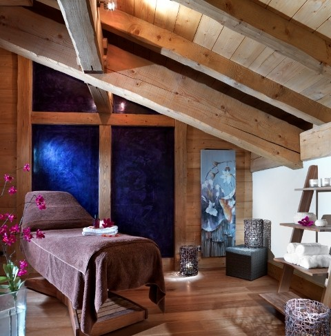 Samoens Location Appartement Luxe Salim Massage