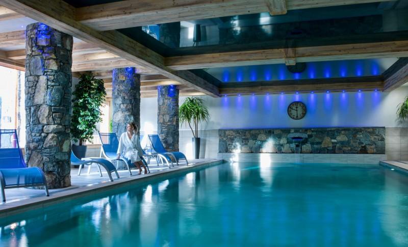 Samoëns Location Appartement Luxe Saluite Piscine 1