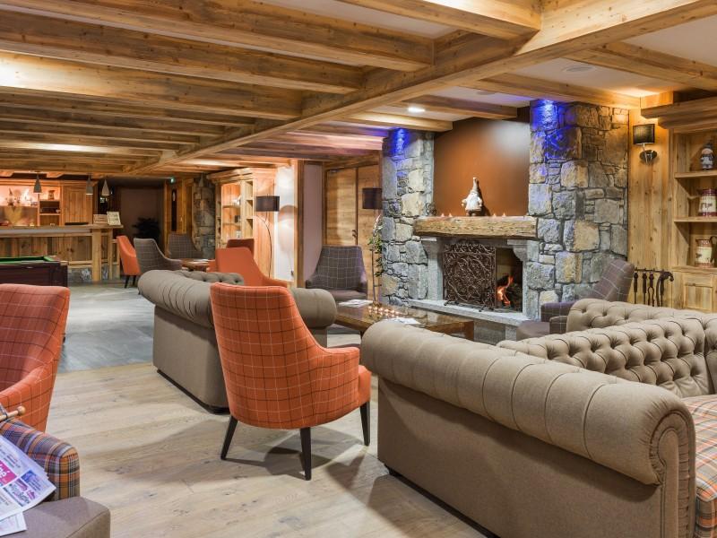 Samoëns Location Appartement Luxe Saluite Réception 2