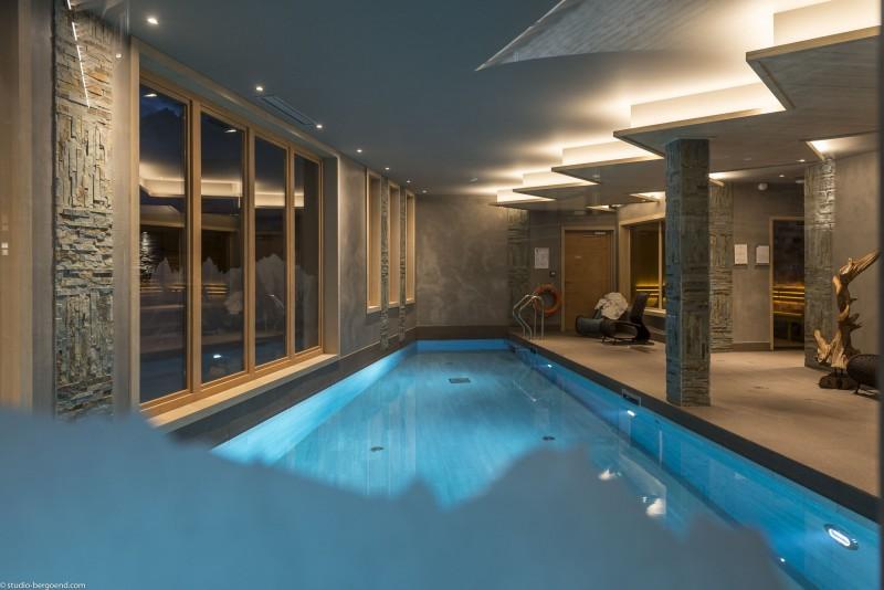 Tignes Rental Appartment Luxury Kyonite Swimming Pool