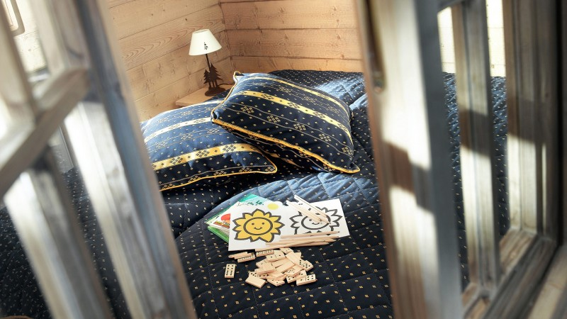 Tignes Location Appartement Luxe Mellow Amber Chambre 1