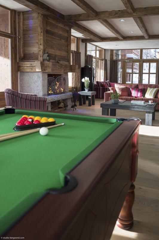 Tignes Rental Apartment Luxury Micata Reception  1