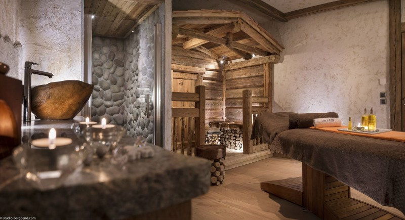 Tignes Location Appartement Luxe Micatis Massage