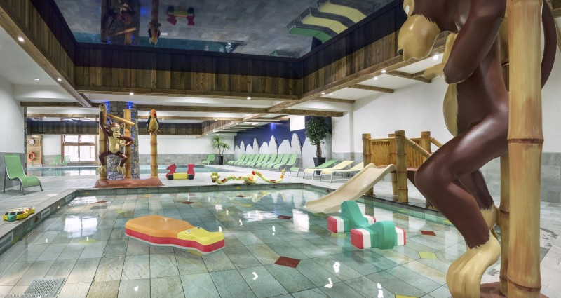 Tignes Location Appartement Luxe Micatis Piscine