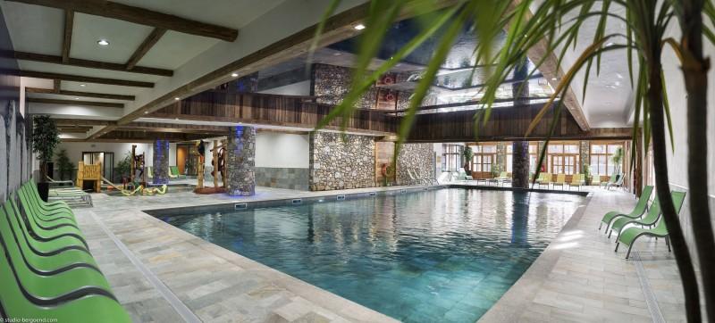 Tignes Rental Apartment Luxury Micaty Swimming Pool 1