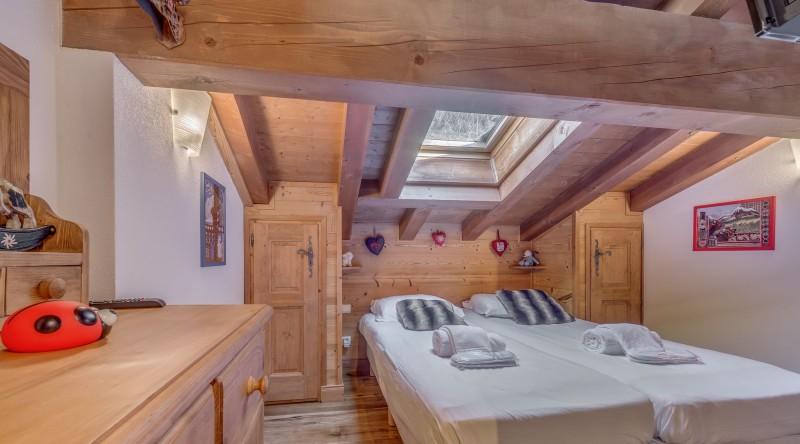 Tignes Location Chalet Luxe Agrezate Chambre2