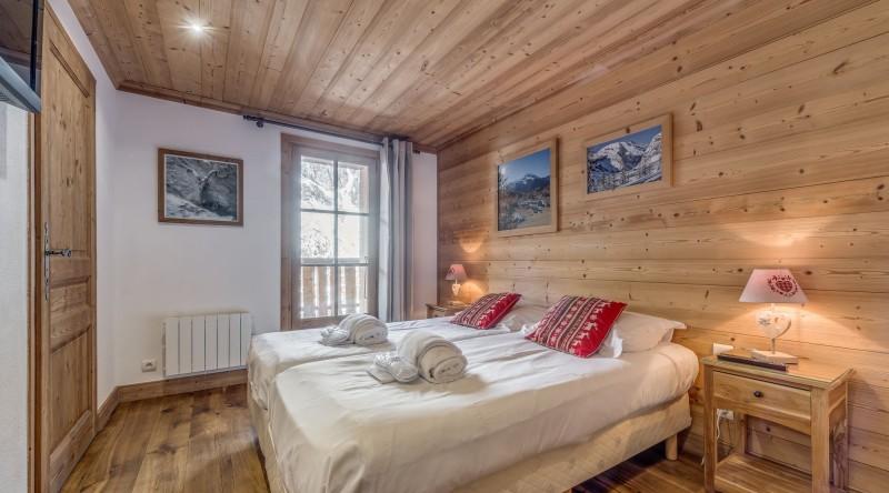 Tignes Location Chalet Luxe Agrezate Chambre5