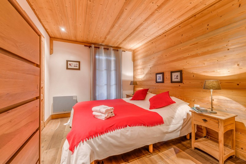 Tignes Luxury Rental Chalet Exokate Bedroom 3