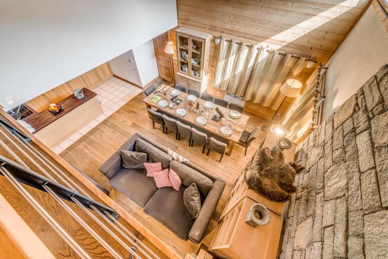 Tignes Luxury Rental Chalet Exokate Living Room 6