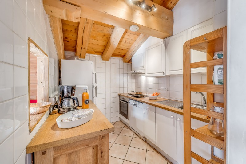 Tignes Location Chalet Luxe Gikite Cuisine
