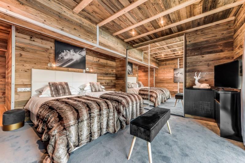 Tignes Location Chalet Luxe Tankite Chambre3