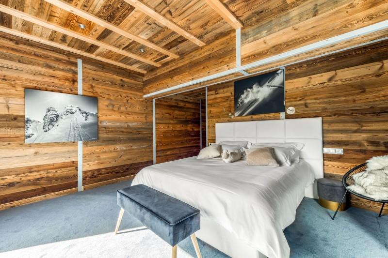 Tignes Location Chalet Luxe Tankite Chambre6
